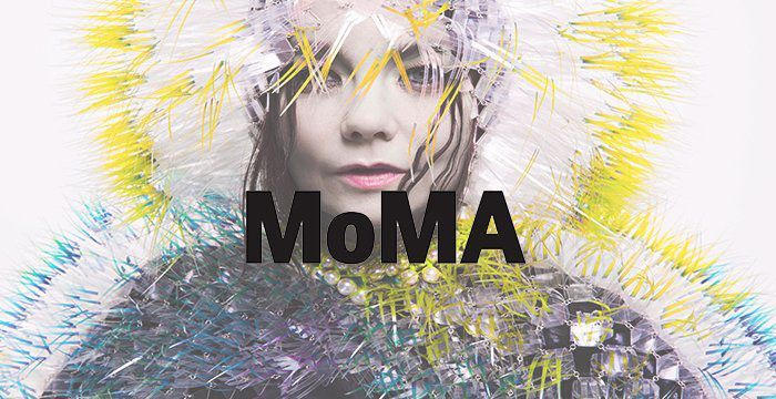 Bjork Moma Not Just a Label
