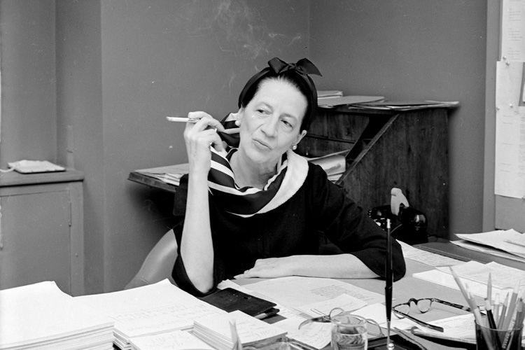 Diana Vreeland - Conde Nast archives